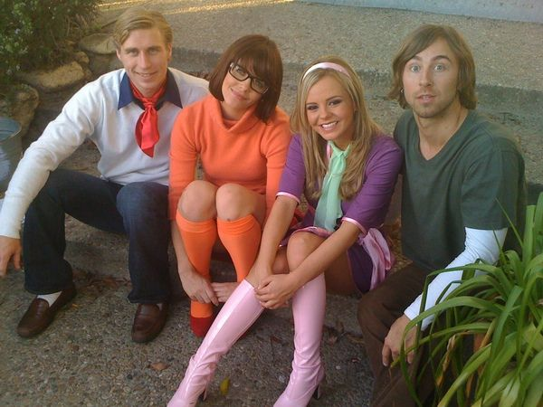 Image detail for -Fred. Velma. Daphne. Shaggy