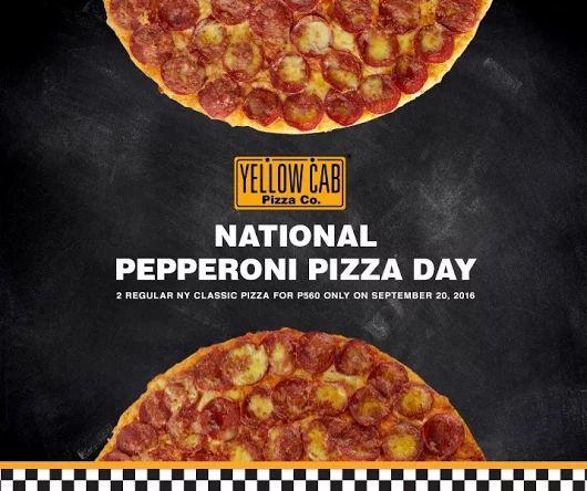 Yellow deals september