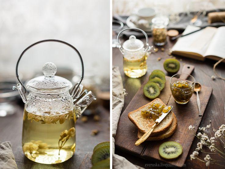 Берем спелые киви, лимон, сахар и идем варить джем! РЕЦЕПТ