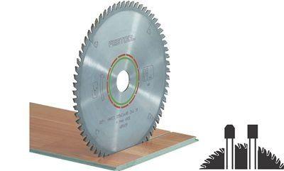 496309, Festool Solid Surface / Laminate Saw Blade, TS55 #Festool #Solid #Surface #Laminate #Blade,