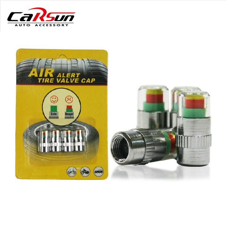 2.0bar 30PSI  Auto Diagnostic Tool Car Tire Pressure Monitor Valve Stem Cap Sensor Indicator 3 Color Eye Alert
