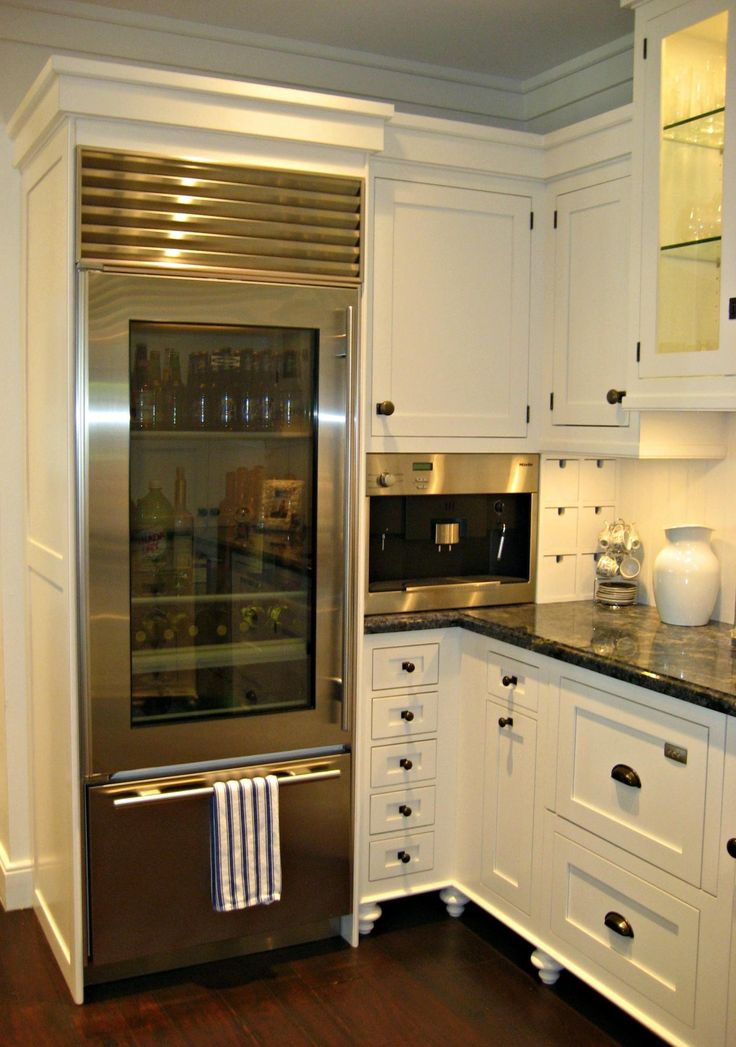 Love this refrigerator! (Cultivate.com)