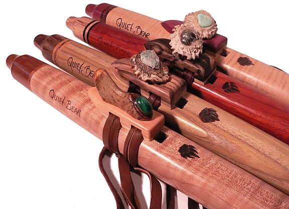 flutesonline.com, LLC :: Native American Flutes :: Custom Made to Order Flutes by Dwight Lind