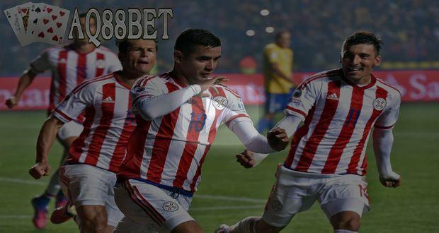 Agen Piala Eropa - Highlights Pertandingan Brasil 1-1 (Pen 3-4) Paraguay (Copa America) 28/06/2015