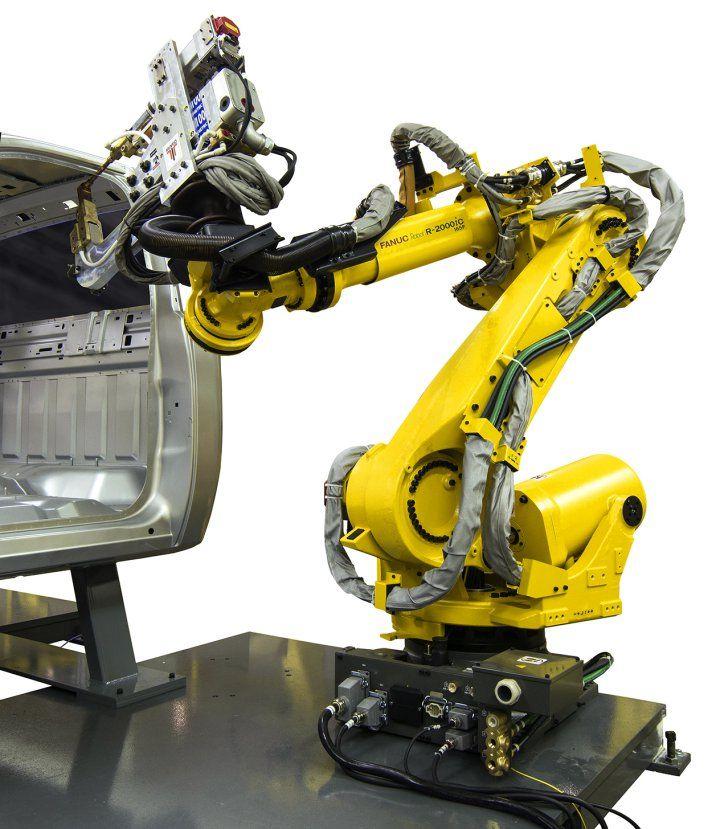 CLO.02.01.16.Fanuc robot