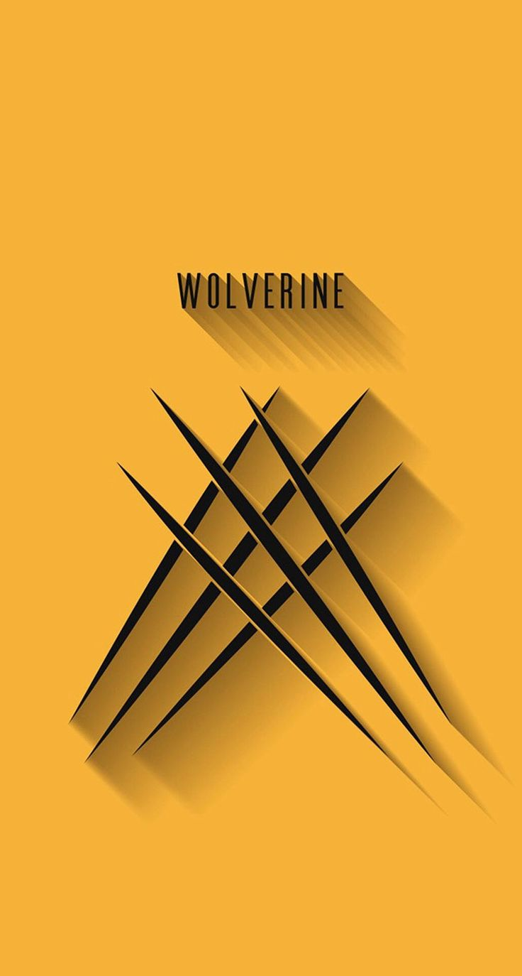 Wolverine-- this, but more of an x