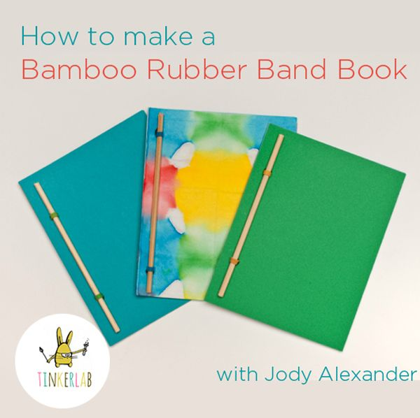 how to make a paper book for kids