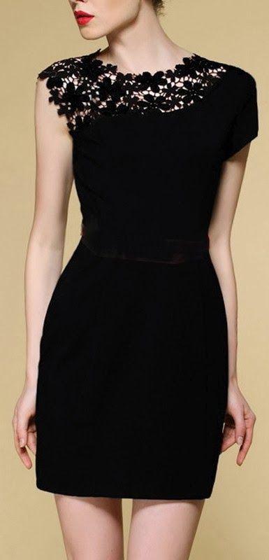 Adorable lace detail shoulder wrap cotton dress