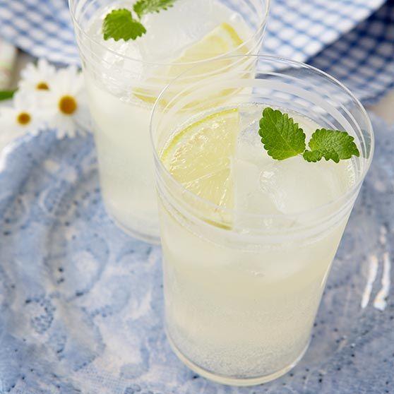 Här hittar du ett läckert recept på Läskande sommardricka. Botanisera bland massor med recept, tips och inspiration.