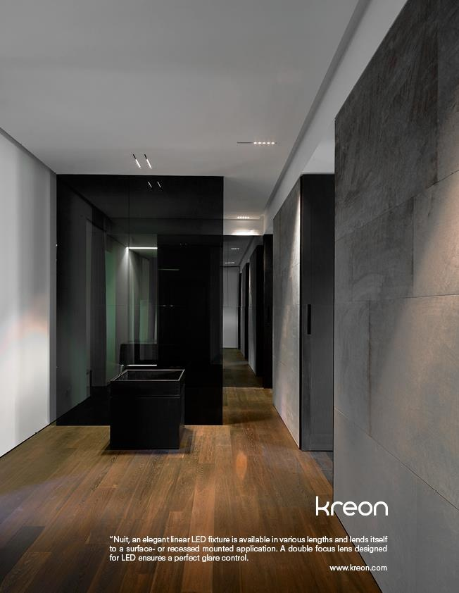 Kreon architectural lighting