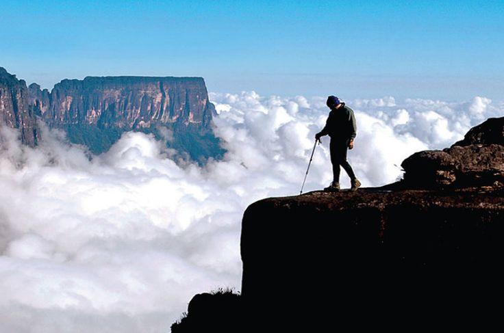 Monte Roraima, Brasil