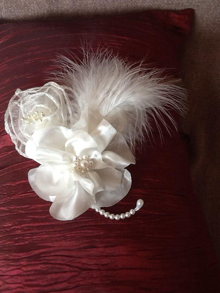 Bridal hair decoration