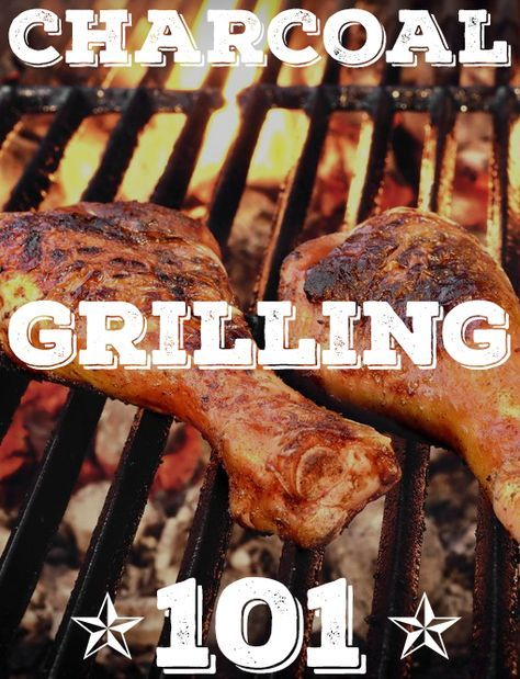 Tips for how to use a charcoal grill the right way including what proteins need to be cooked on medium heat.