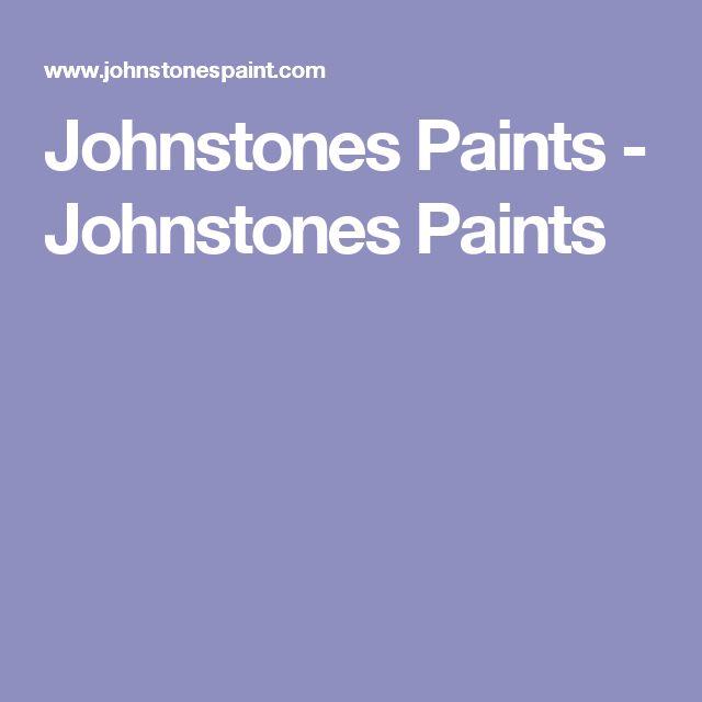 Johnstones Paints - Johnstones Paints