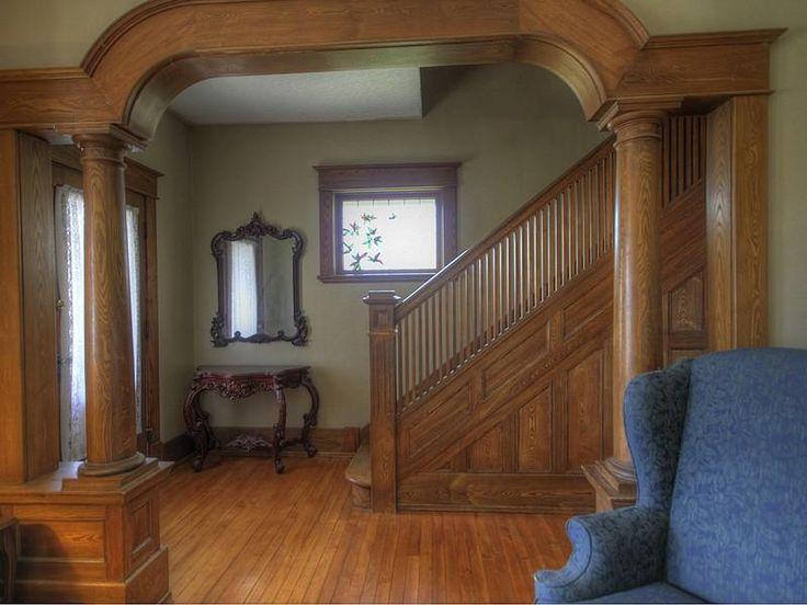 Old World, Gothic, and Victorian Interior Design: Victorian Gothic interior style