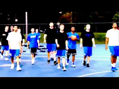 Duke Basketball -- National Champion Pre-Season Video (content marketing, in-venue video) *** w/ Sony Recording Artist Mike Posner ***