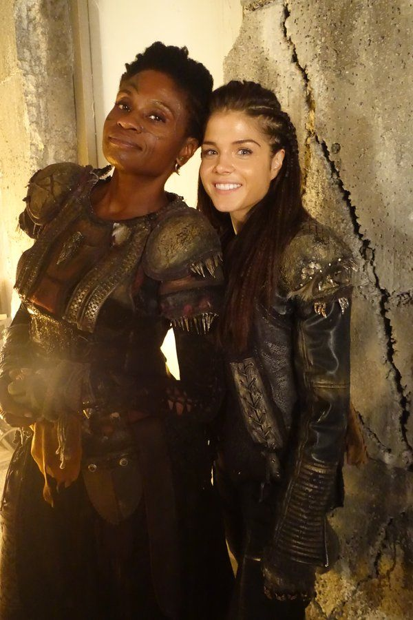 """The 100 BTS 3x03 """"Ye Who Enter Here"""""""