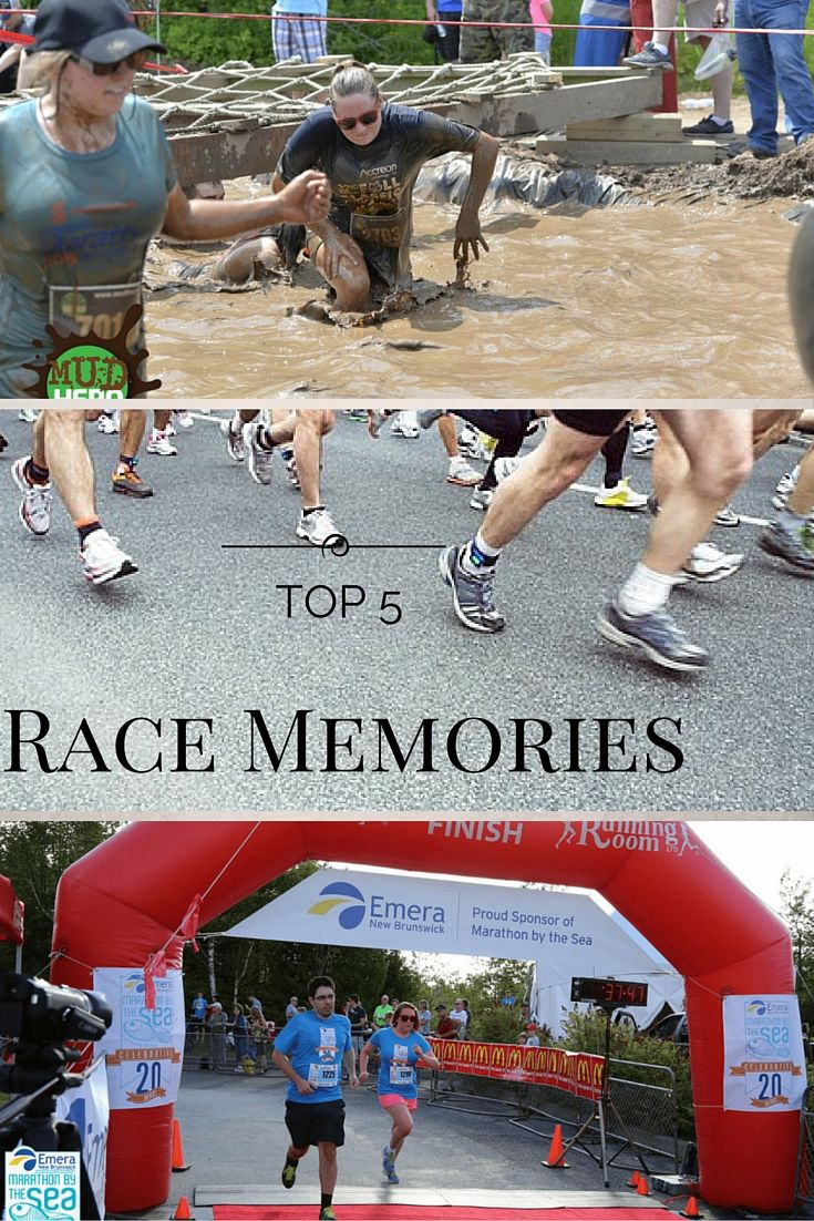Do you have a few moments from races that are just the best? Check out My Top 5 Race Memories, in no particular order. From funny to proud finishings!