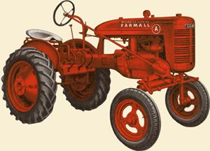 International Harvester Farmall A