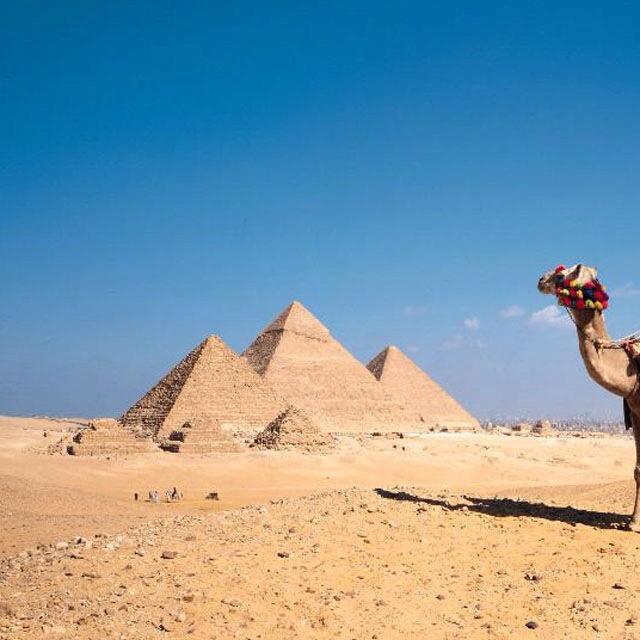 Pyramid: Building