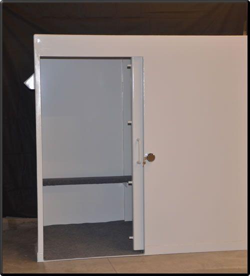 Storm Guard Shelters - Sliding Door Safe Room