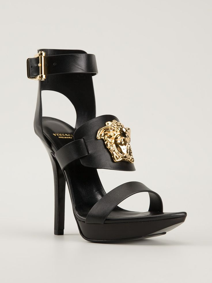 Best 25+ Versace shoes ideas on Pinterest | Sexy heels ...