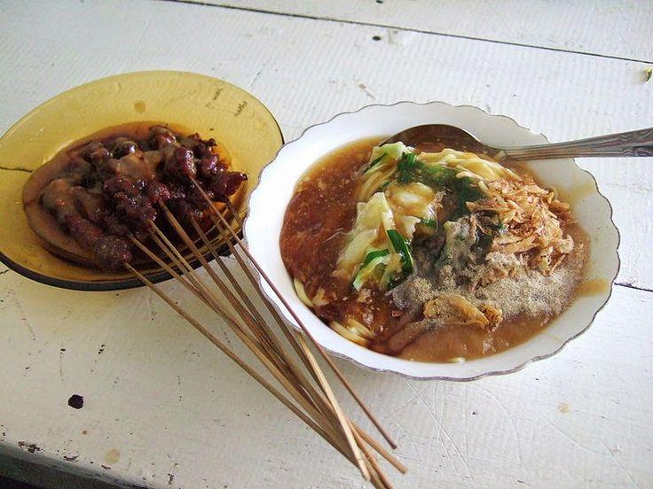 resep Mie Ongklok Wonosobo