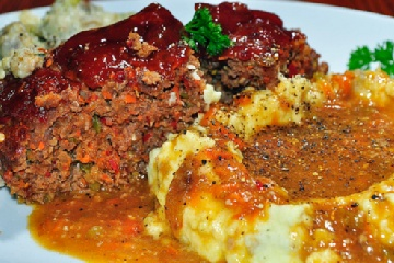 Meat loaf, Couscous and Meat on Pinterest