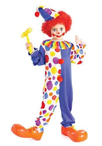 it clown kid costume - Google Search