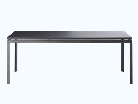 Rübner spiseborde i linoleum - linoleumsbord i dansk design