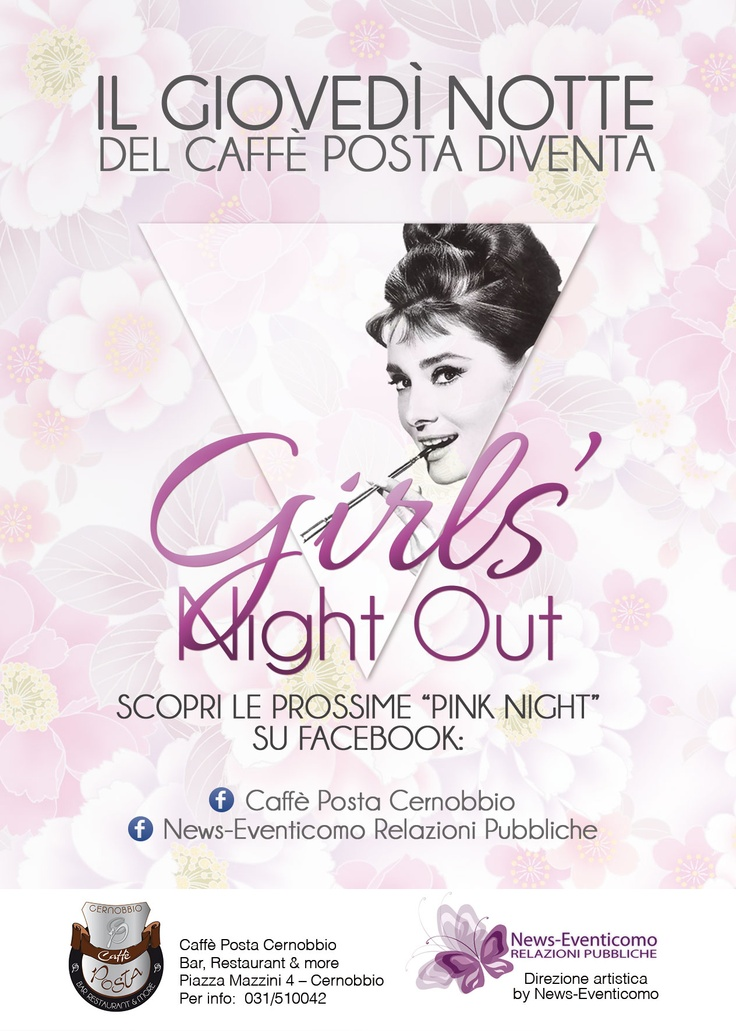 GIRLS' NIGHT OUT BY NEWS-EVENTICOMO