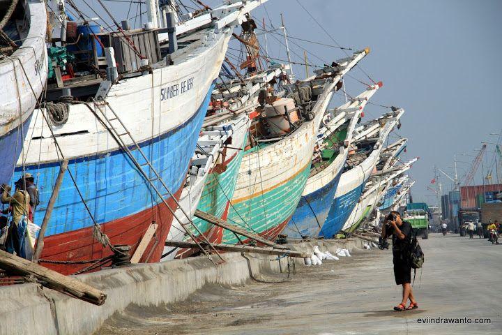 Telisik Unik Sudut Pelabuhan Sunda Kelapa
