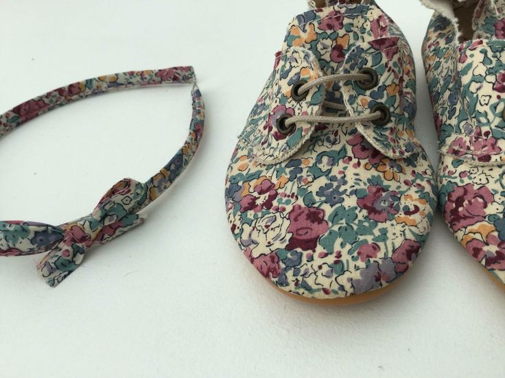 Liberty headband #clementineconcept and Anniel shoes