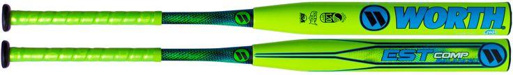 Softball-Slowpitch 50797: Worth Westbu Est Comp Balanced Usssa Slowpitch Softball Bat - 26 Oz. -> BUY IT NOW ONLY: $249.95 on eBay!
