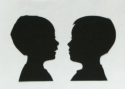 A great tutorial for making silhouettes. I've always wanted to do this and now I know how. Can't wait to see how they look on my wall. http://sean-matteson.blogspot.com/2011/01/silhouettes.html: