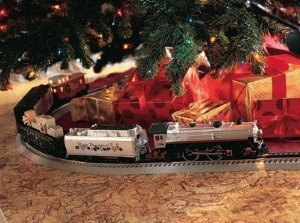 Christmas Train Sets