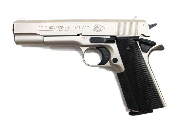 Pin En Armas Traumaticas