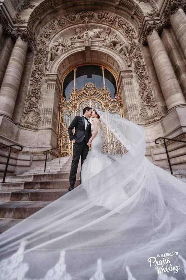 14 atemberaubende Paris Hochzeit und Engagement Bilder – Hochzeitsfotografie – c…