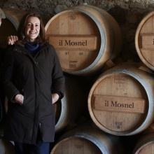 Giulio e Lucia Barzanò, Il Mosnel, Franciacorta, Italy