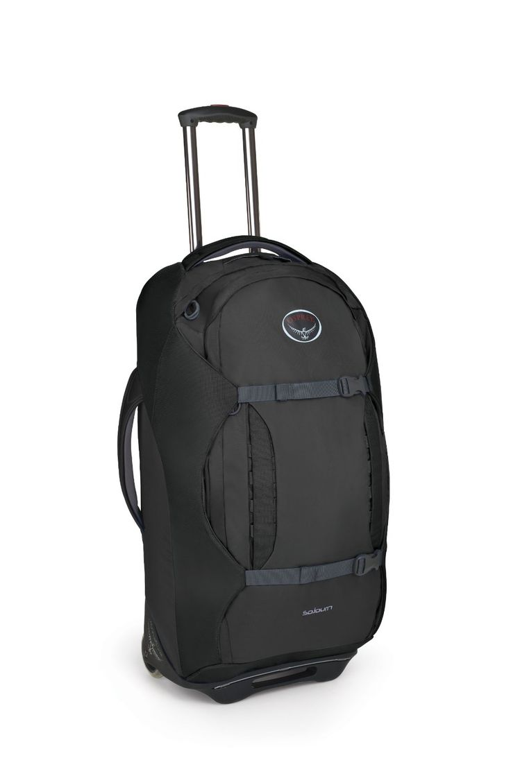 The Osprey Sojourn travel backpack with wheels is a brilliant design and great for anyone that wants the convenience of a travel backpack and the features of a suitcase!! Check out our review  http://checkedinbaggage.com/osprey-sojourn-review-wheely-nice-travel-backpack/