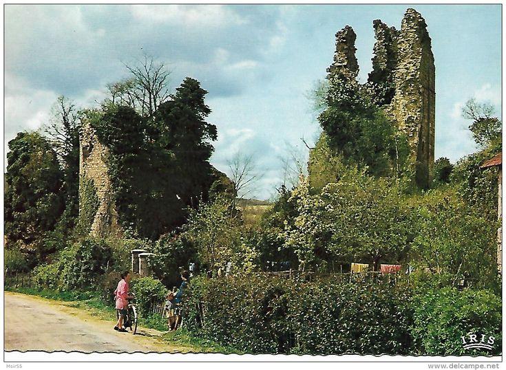 France - CPM - FRANCE (87) - LASTOURS , château XIIème-XVème siècles .