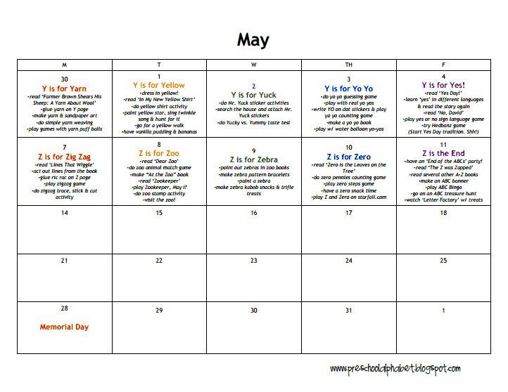 may preschool themes lesson plans preschool may pdf my preschool 236