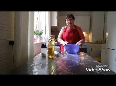 Кребли! Рецепт номер1- Немецкая национальная выпечка