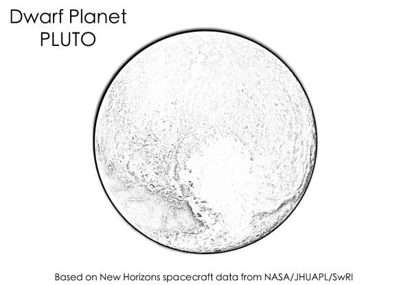Space & Science Coloring Pages for Kids and Adults