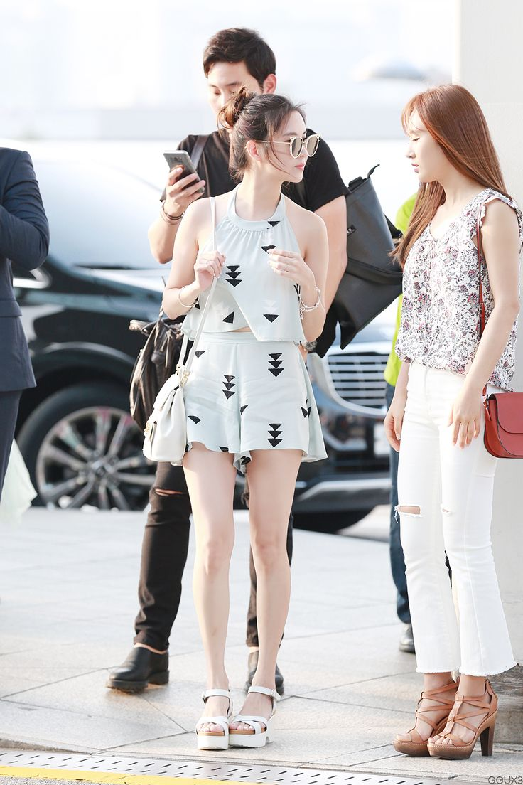 Snsd seohyun yuri airport fashion style | Snsd Airport ...