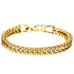 SHARE & Get it FREE | Fashion Retro Solid Color Link Chain Bracelet For MenFor Fashion Lovers only:80,000+ Items • FREE SHIPPING Join Nastydress: Get YOUR $50 NOW!