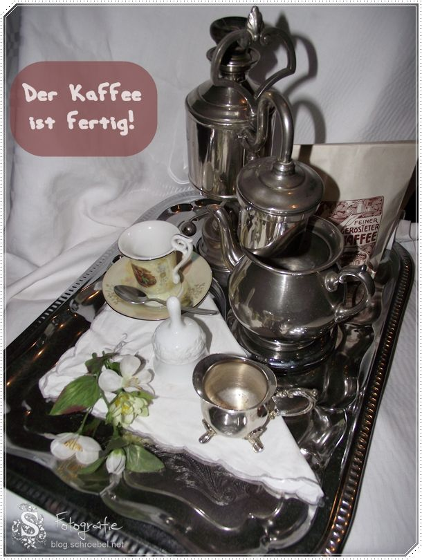 H. Eicke Kaffeebereiter Größe 0 19. Jahrhundert