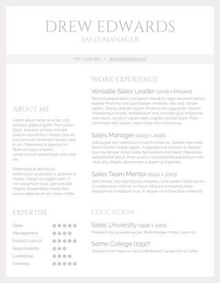 55+ Free Resume Templates For Word There are a lot of free resume templates available on the internet but sometimes it can be really difficult to choose the right one