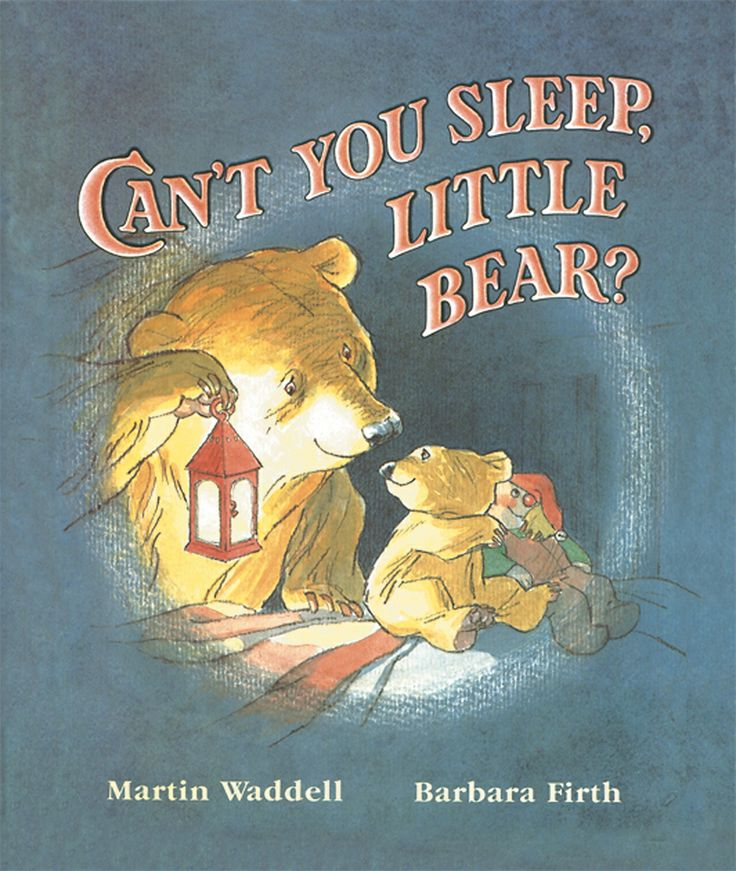 "Barbara's best-known illustrations were probably for Martin Waddell's Little Bear series. The first instalment, published by Walker in 1988, was Can't You Sleep Little Bear? Little Bear is afraid of the dark and can't get to sleep. Big Bear is there to show him there's nothing to be afraid of. Children's author, David Lloyd, says it was ""as perfect a picture-book as anyone could hope to make."""
