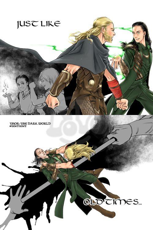 AVENGERS FIC: Redemption [Tony Stark/Loki, NC-17] 3/3